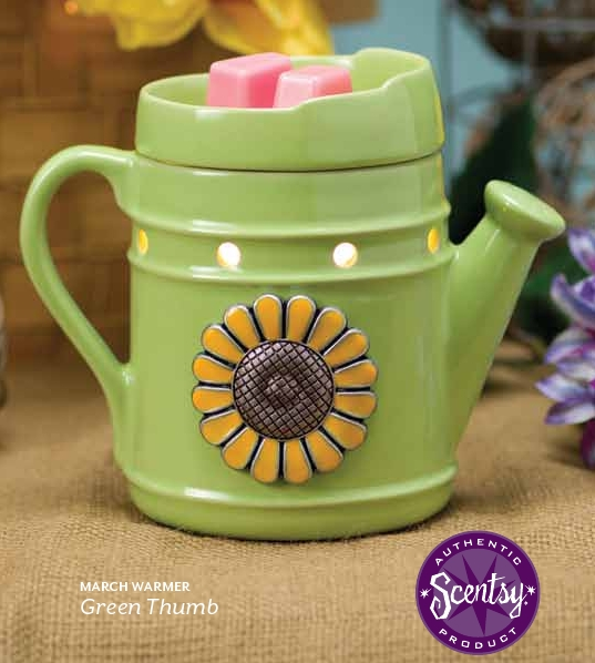Green-Thumb-Scentsy-Warmer-March-Scentsy-Warmer-of-the-Month