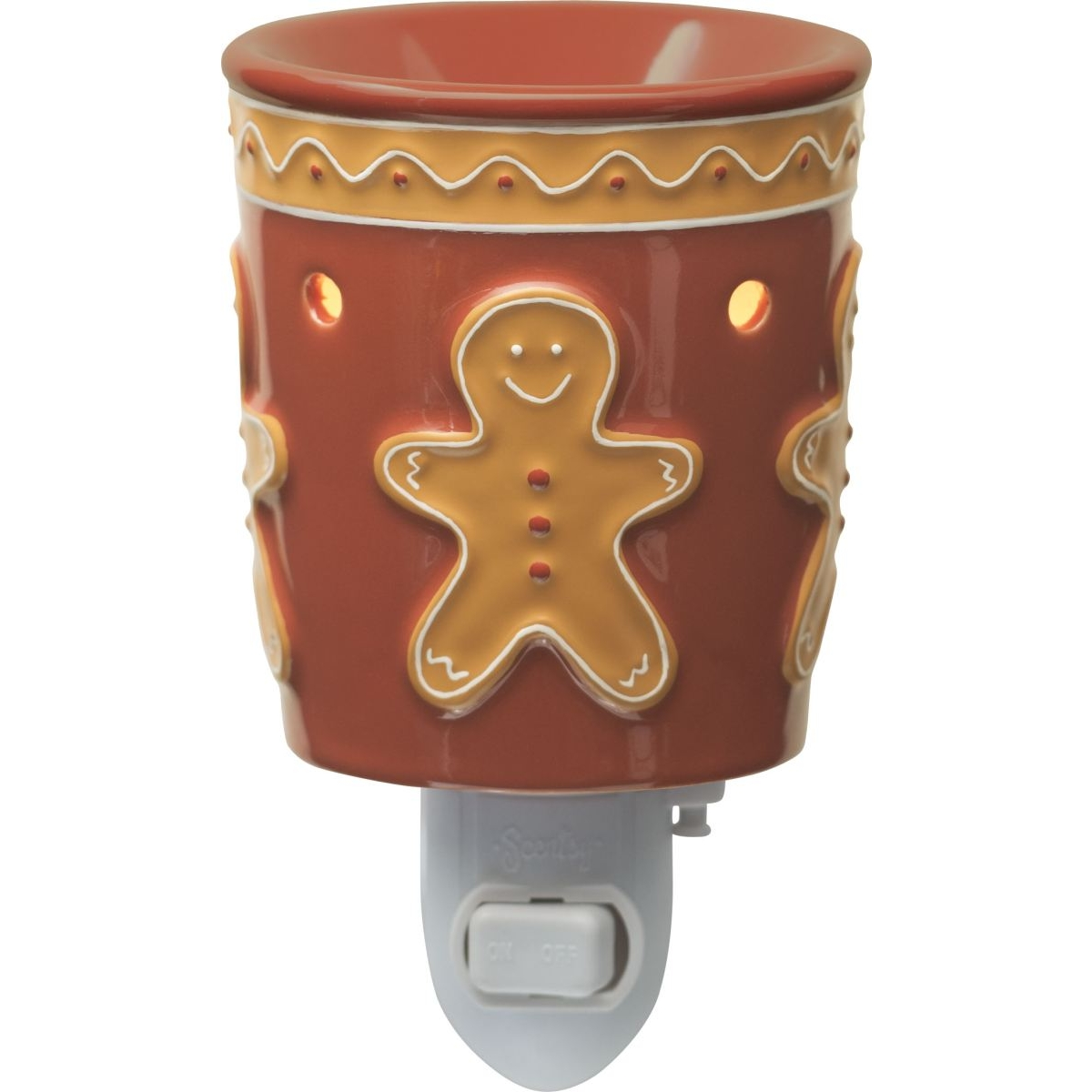 Gingerbread-Plug-In-Scentsy-Warmer