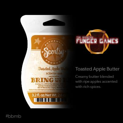 Toasted Apple Butter