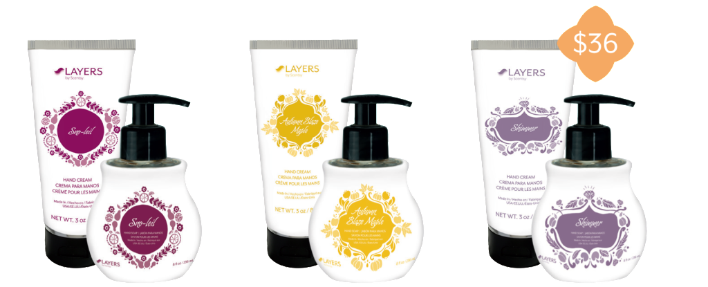 Layers Hand Care