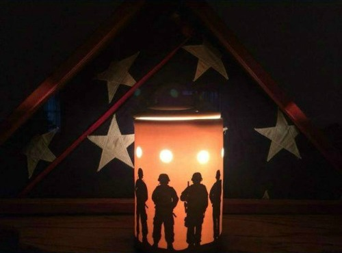 Scentsy Military Warmer