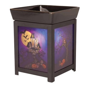 Scentsy House on Haunted Hill Warmer
