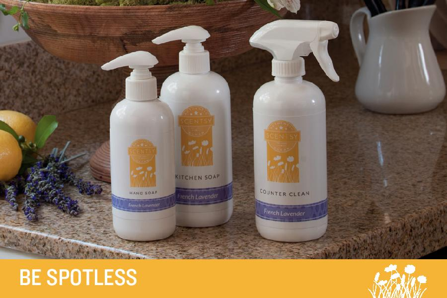 Scentsy Clean