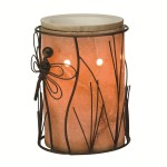 Silhouette Dragonfly Scentsy Warmer