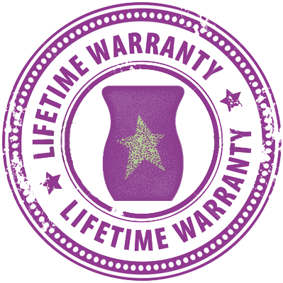 Scentsy Lifetime Warranty