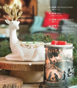Away in the Manger Scentsy