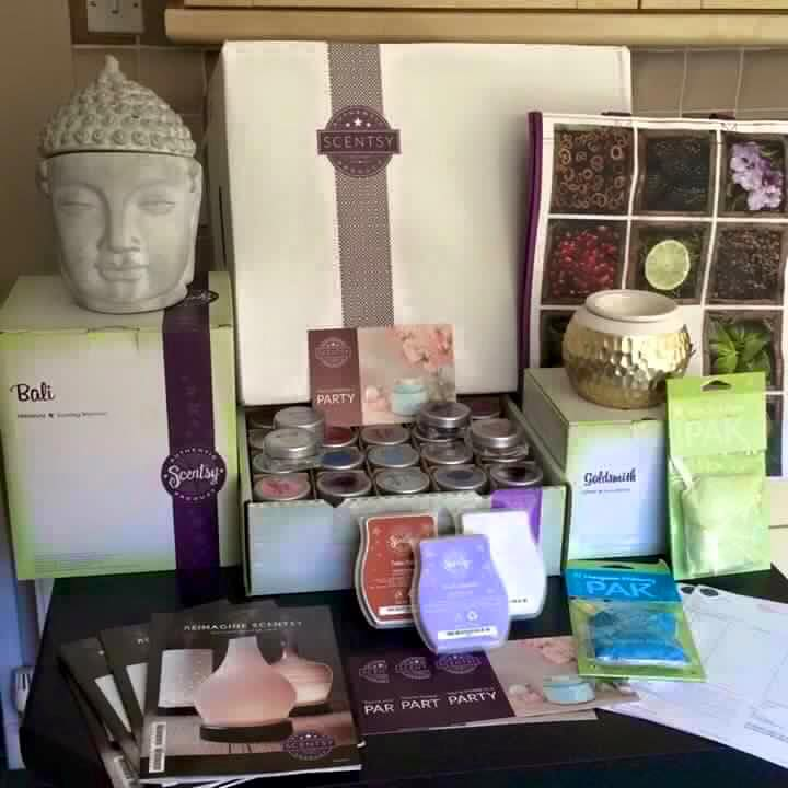 UK - Scentsy Starter Kit