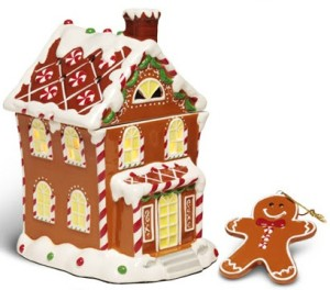 Keepsake Gingerbread House - Scentsy