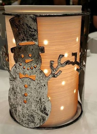 Snowman Wrap Scentsy Scentsy Online Storescentsy Online