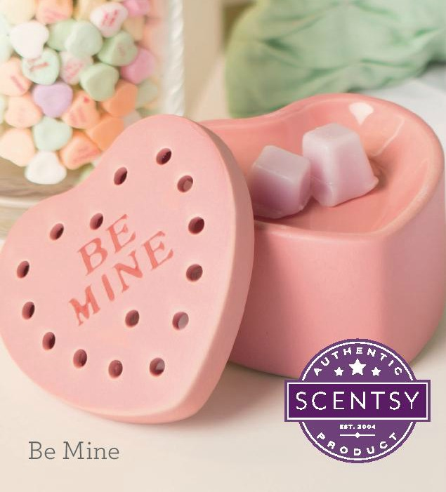 Valentine's Warmer - Be Mine - Scentsy