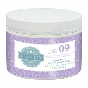 Scentsy Whipped Body Souffle