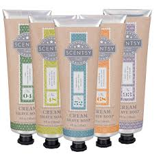 Creme Shave Soap Scentsy