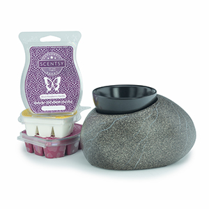 Zen Rock Element Warmer - Scentsy