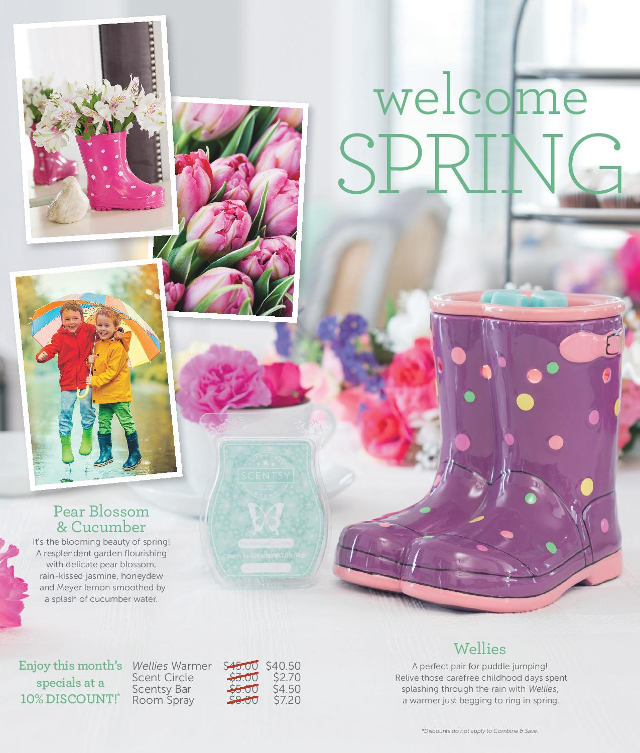 Warmer of the Month February 2016 Scensty