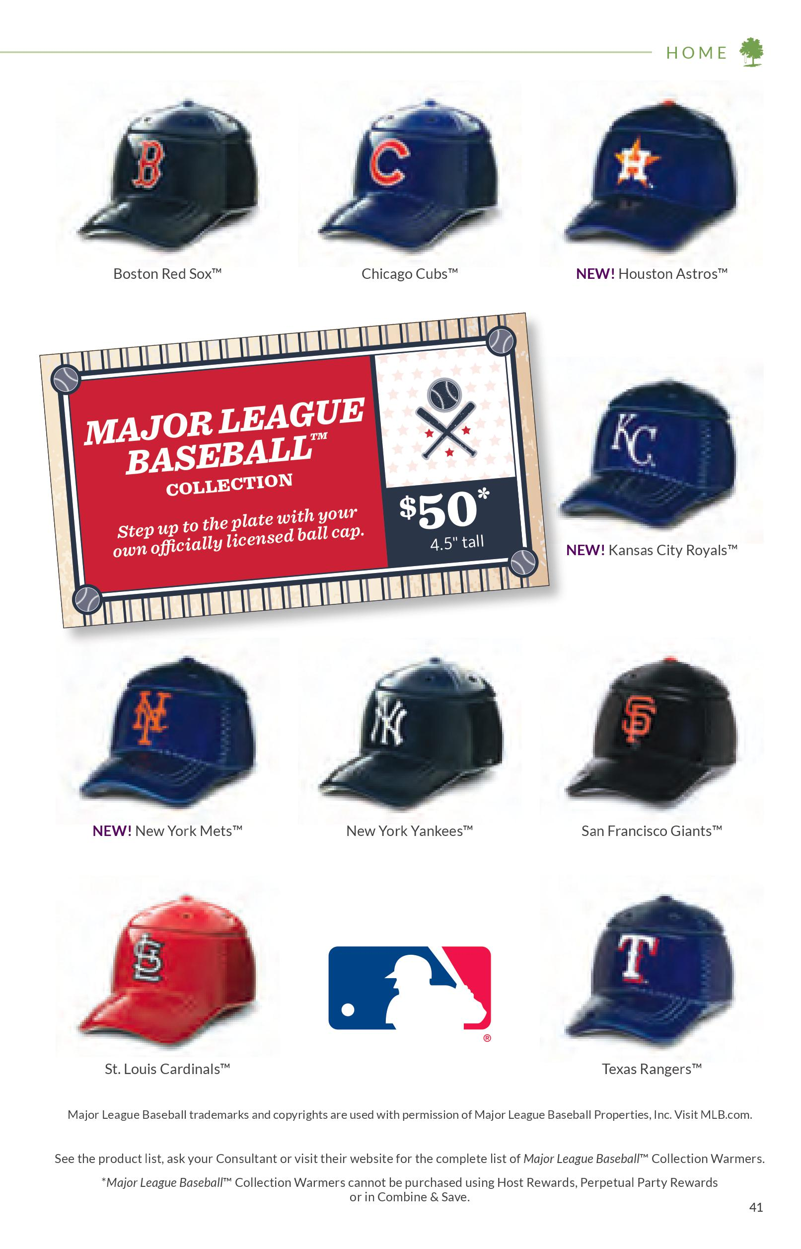 7122b824de4 Check out all of our Available Baseball Cap Warmers · Scentsy ...