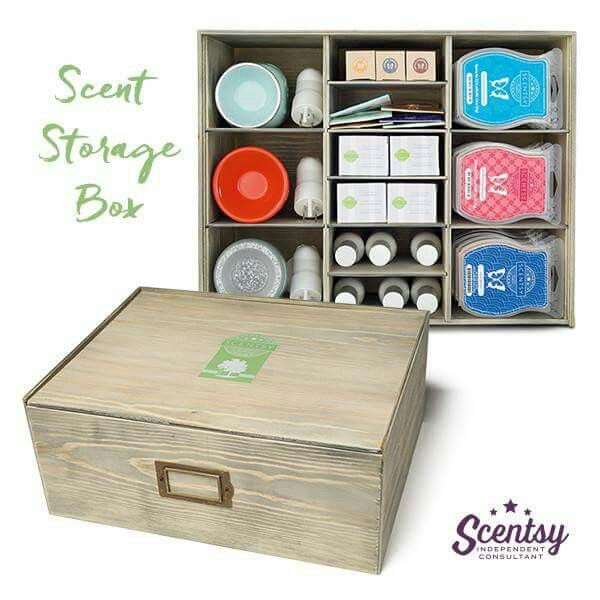 Storage Box - Scentsy