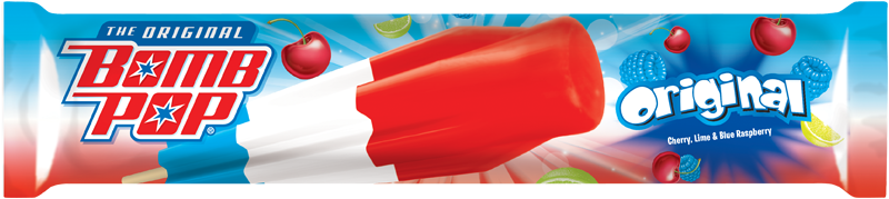 Celebrate with a Bomb Pop