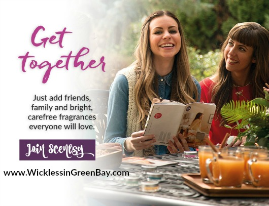 Scentsy Join Today