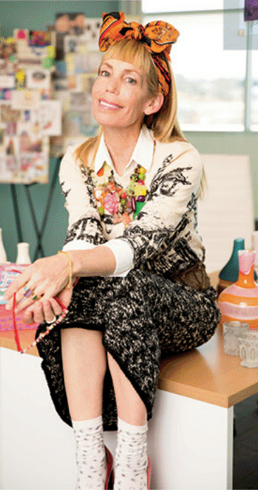 Lindsay Randolph, CHIEF CREATIVE OFFICER - Scentsy