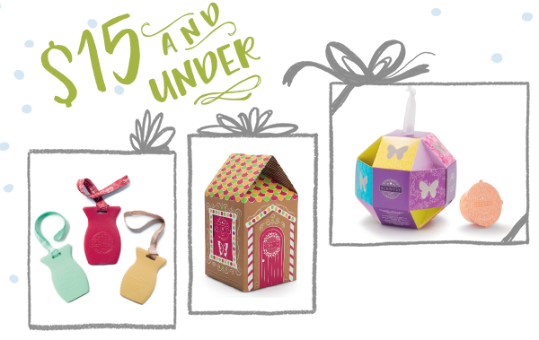 Scentsy Gifts $15 and Under