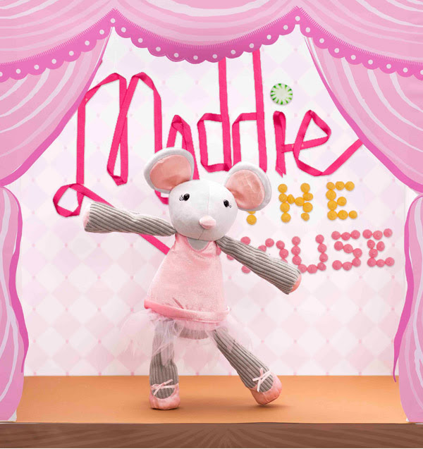 Scentsy Buddy - Maddie the Mouse