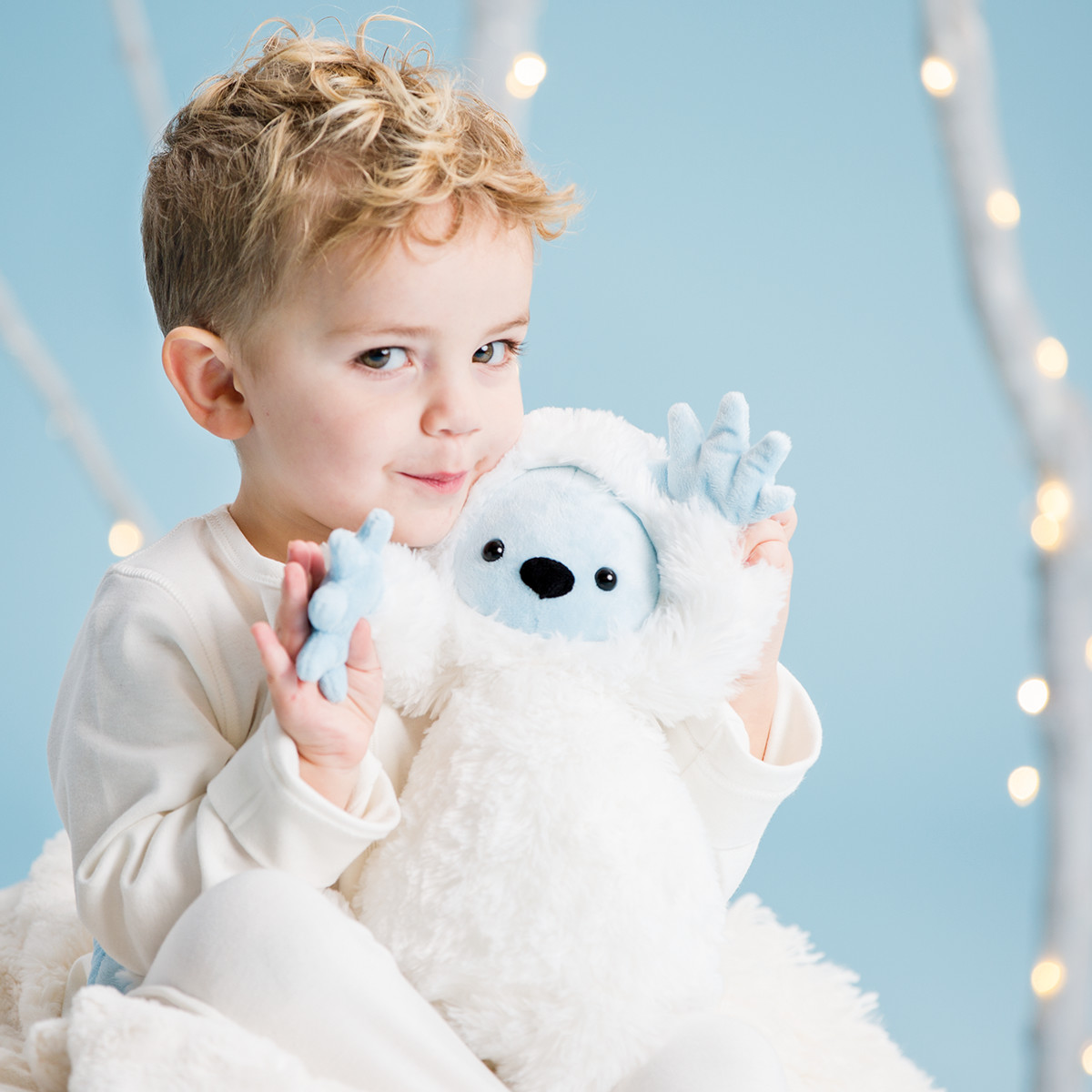Boris the Yeti - Scentsy Buddy