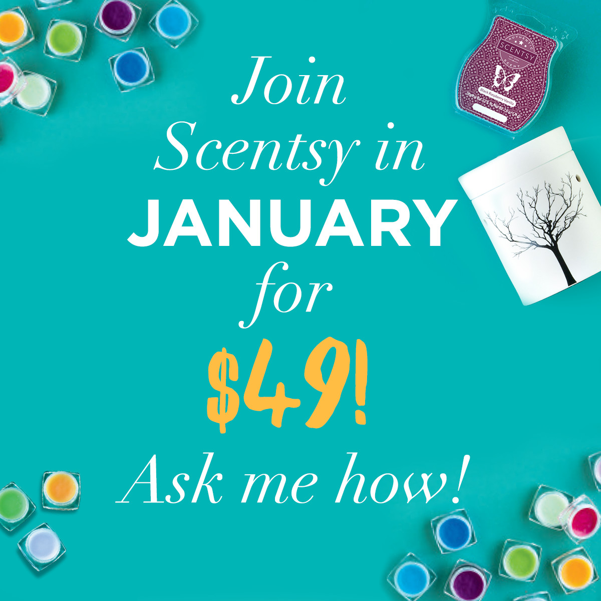 Join Scentsy $49